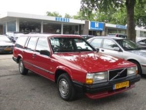 Volvo 745 2.3 GL Estate Benzine