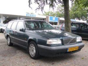Volvo 940 2.3LPT op LPG