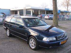 Volvo V70 2.4i 170pk Aut Comfort Exclusive