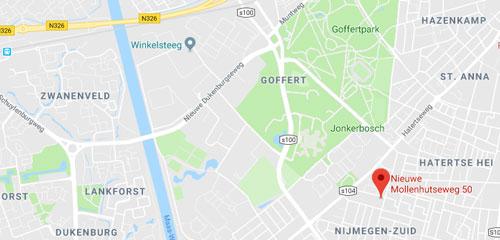 Hennes Automobielen - Contact & Route